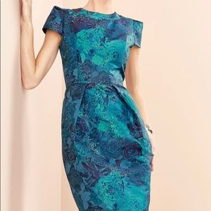 Carmen Marc Valo Floral Dress 16